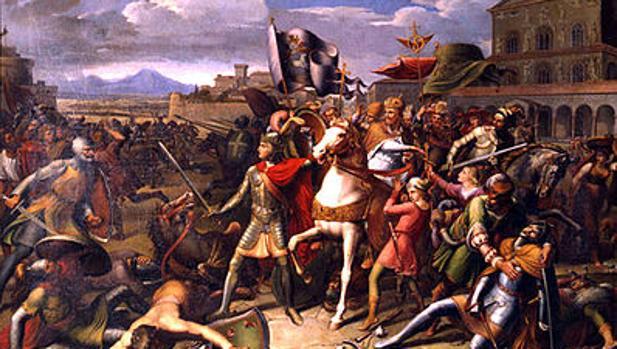 Barbarroja, en la batalla de Legnano - ABC