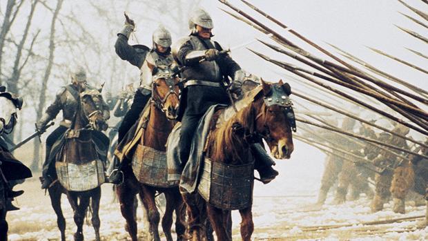 Fotograma de la película «El oficio de las armas» (2001)