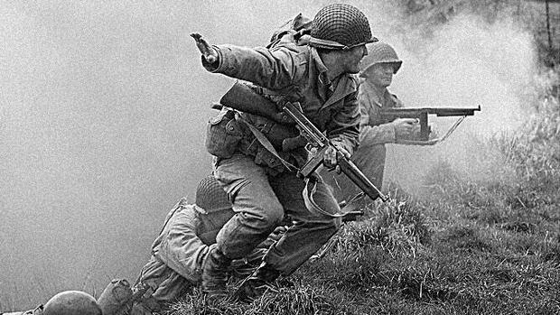 Recreación histórica de los Rangers - ABC
