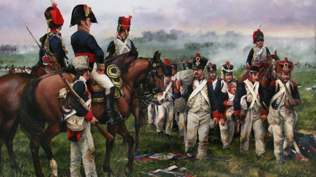 La batalla de Vitoria - Augusto Ferrer-Dalmau