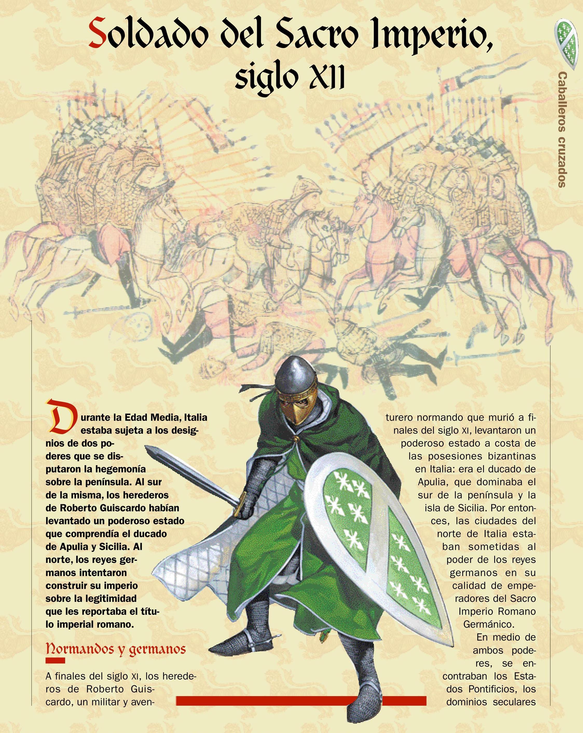 Sacro Imperio Romano Germánico   www.elhistoriador.es